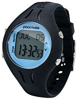 Часы для плавания Swimovate PoolMate Black
