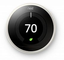 Умный термостат Nest Learning Thermostat White (T3017US)