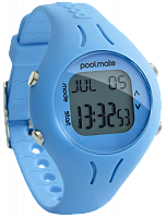 Часы для плавания Swimovate PoolMate blue