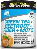 BPI Sports Green Tea + Beetroot +Fiber + MCTS Berry Spl (812077)