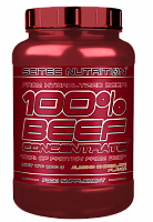Говяжий протеин Scitec Nutrition 100% Beef Concentrate, 1 кг