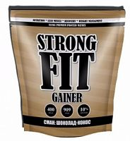 Гейнер Strong Fit Gainer 10, 909 г (104644)