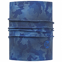 Летняя мультиповязка Buff Helmet Liner Pro Binary Royal Blue (BU 111466.723.10.00)