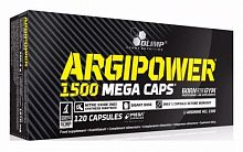 Аргинин Olimp Sport Nutrition ArgiPower 1500 Mega, 120 капс (103111)