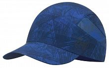 Кепка туристическая Buff Pack Trek Cap hashtag cape blue (BU 117220.715.10.00)