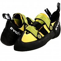 Cкальные туфли Evolv Pontas II Yellow Lime