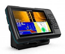 Эхолот/картплоттер Garmin Striker Plus 7sv, Worldwide w/GT52 (010-01874-01)