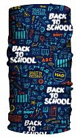 Бафф H.A.D. Reflective Kids Back To School Blue (HA410-0485)