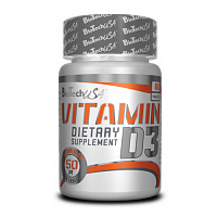 BioTech USA Nutrition Витамин D3 (106553)