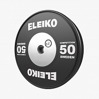 Диск Eleiko WPPO Powerlifting Competition Disc - 50 kg (3001781-50)